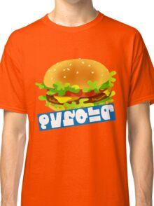 Splatfest Team Burger v.4 Classic T-Shirt