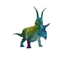 Diabloceratops Photographic Print