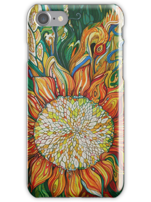 Sunflower by VicCollider