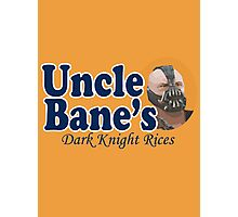 Uncle Bane's  Photographic Print