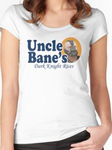 Uncle Bane's  Women's Fitted Scoop T-Shirt