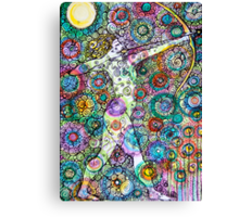 The Goddess Artemis Canvas Print