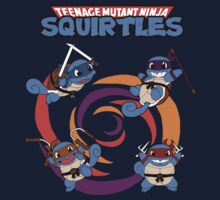 Teenage Mutant Ninja Squirtles by SuperDeano