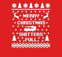 Shitters Full Merry Christmas  Unisex T-Shirt
