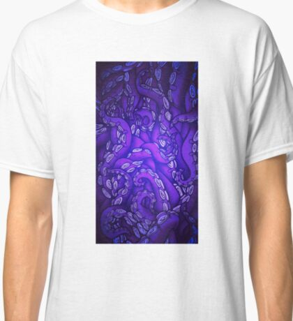 Sea Witch Tentacles Classic T-Shirt