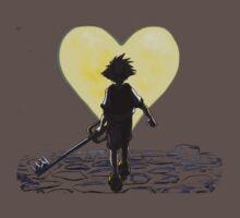 Kingdom Hearts Sora Walking Kids Clothes