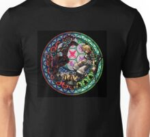 Kingdom Hearts Roxas Stained Glass Unisex T-Shirt