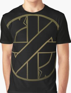 Retro Punk Restyling Crass Style Graphic T-Shirt