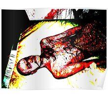 Flesh Eating Virus Poster