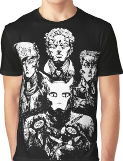 Jojo's bizarre adventure Graphic T-Shirt