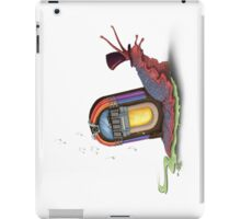 Jukebox Snail iPad Case/Skin