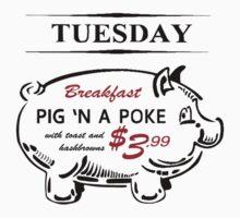 Pig 'N A Poke by Abigail-Devon Sawyer-Parker