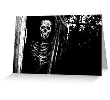 Entombed Greeting Card
