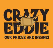 Crazy Eddie by LicensedThreads
