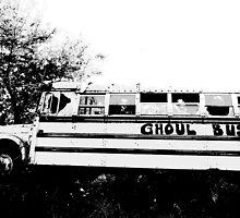 Ghoul Bus by Hallowaltz