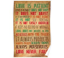 Love is patient... Poster