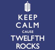 Keep Calm cause Twelfth Rocks by Madkristin