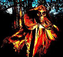 Haunted Woods by Hallowaltz