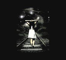 Walking Girl  Unisex T-Shirt