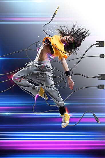 Plug Me In! by Randy Monteith