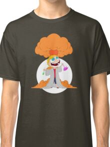 Science goes Boom! Classic T-Shirt