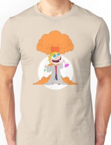 Science goes Boom! Unisex T-Shirt