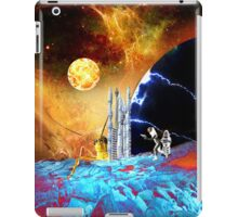 ~ Nothing could live here. No danger at all! ~ iPad Case/Skin