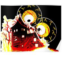 Watching Your House Burn Poster