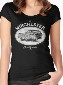 Winchester auto Women's Fitted Scoop T-Shirt