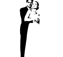 Cary Grant Catching The Thief Grace Kelly by Museenglish