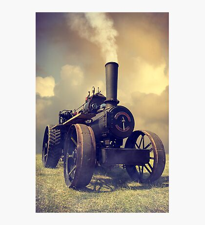 Steam Age Photographic Print