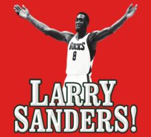 MORE LARRY SANDERS?! by riannajaye