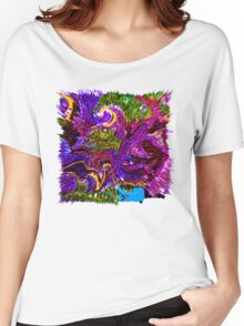 0029 Abstract Design Women's Relaxed Fit T-Shirt