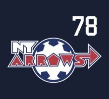 New York Arrows Jersey by LicensedThreads