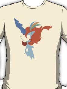 Keldeo Resolute Form simplicity  T-Shirt