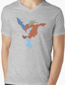 Keldeo Resolute Form simplicity  Mens V-Neck T-Shirt