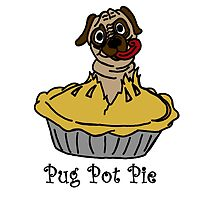Pug Pot Pie by imphavok