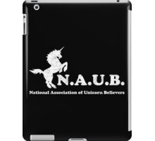 Unicorn Believers iPad Case/Skin