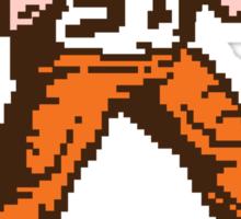 8bit Clay Sticker