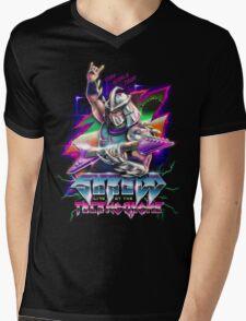 Shredd Live at the Technodrome Mens V-Neck T-Shirt