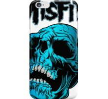 Retro Punk Restyling  iPhone Case/Skin