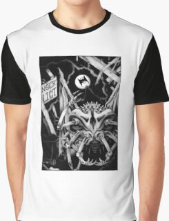 The Whisperer In Darkness Graphic T-Shirt