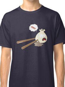 Dumpling hurt by chopsticks Classic T-Shirt