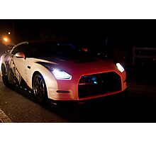 GT-R Photographic Print
