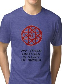 Fullmetal Alchemist Blood Seal t-shirt Tri-blend T-Shirt
