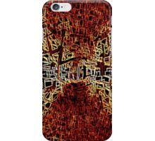 Hell's gate iPhone Case/Skin
