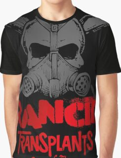 Retro Punk Restyling Transplants Graphic T-Shirt