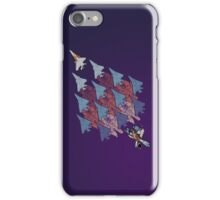 Transformation Tessellation iPhone Case/Skin
