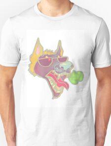 White Mascot Shirt Unisex T-Shirt