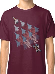 Transformation Tessellation Classic T-Shirt